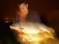 20lb 3oz common carp