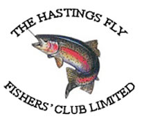 Hastings Fly Fishing Club Logo
