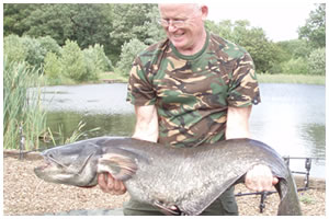 Wylands fishery
