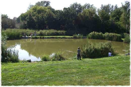 Oakford Farm Fishery Lakes