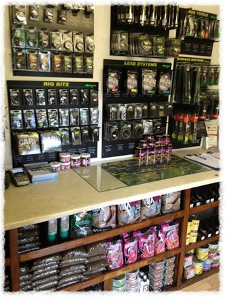 Broadlands Tackle Shop
