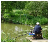 Whinwhistle Fishing Lakes
