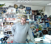 The Newhaven Angler Tackle Shop