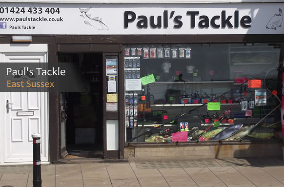 Paul's Tackle Shop thumb